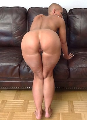 Big Ass Bald Porn Pictures